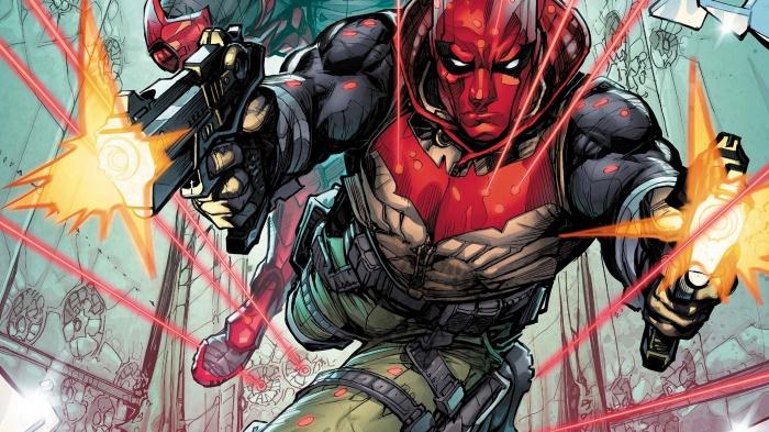 Capucha Roja Red Hood HBO Max Warner Bros DC
