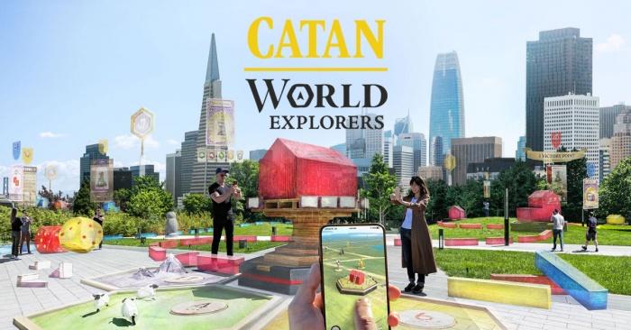 Catan World Explorers Niantic