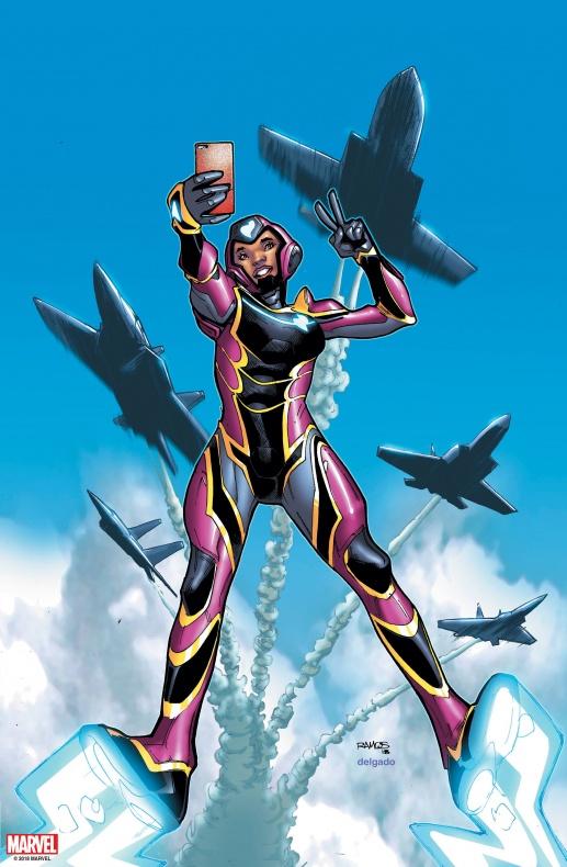 Disney Marvel Ironheart Riri Williams 1