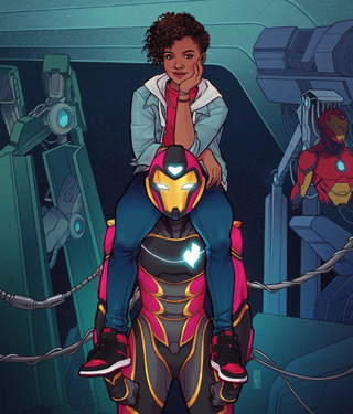 Disney Marvel Ironheart