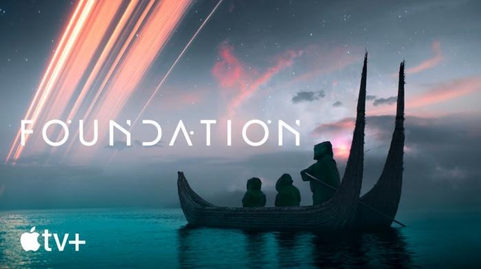 Fundación Apple TV Asimov