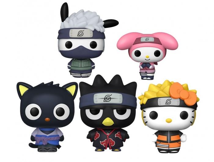 Funko Pop Hello Kitty Naruto