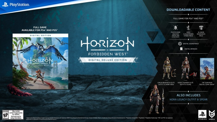 Horizon Forbidden West Coleccionista