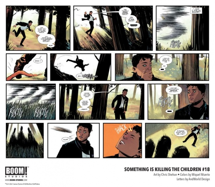 House of Slaughter - Hay algo matando niños