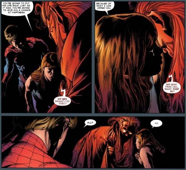 Spiderman-Mephisto