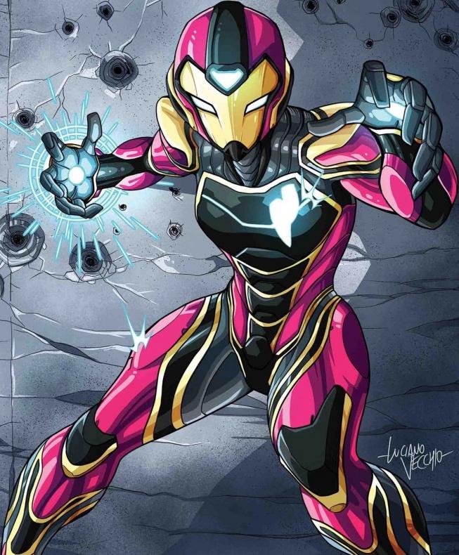 Ironheart Riri Williams Disney Marvel 2