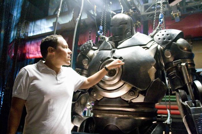 Jon Favreu Marvel Studios UCM