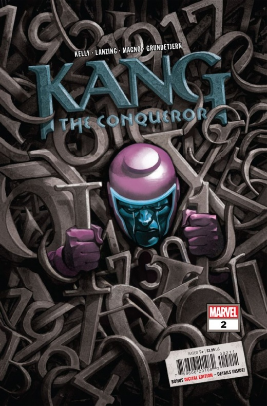 Kang - Marvel