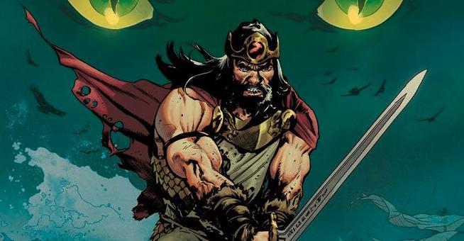 King Conan Marvel Comics