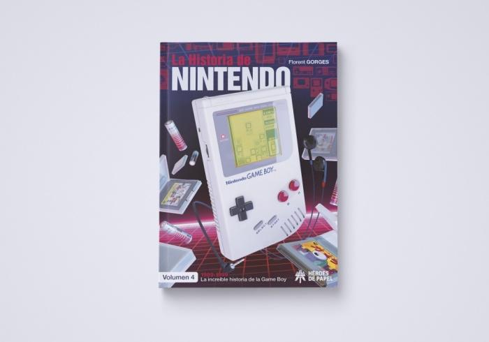 La historia de Nintendo Vol.4 Game Boy 4