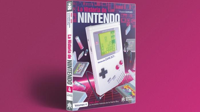 La historia de Nintendo Vol.4 Game Boy