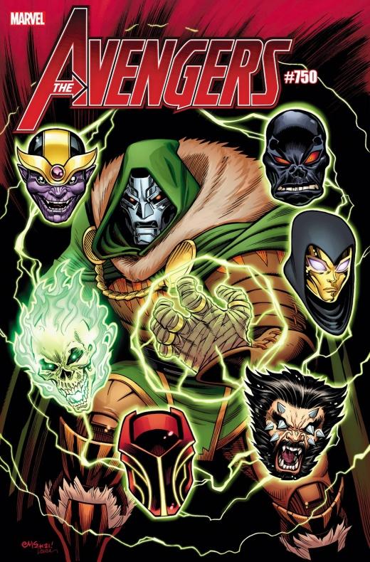 Los Vengadores Multiversal Masters of Evil