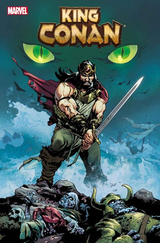 Marvel King Conan