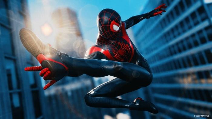 Marvel Spider Man Miles Morales 1