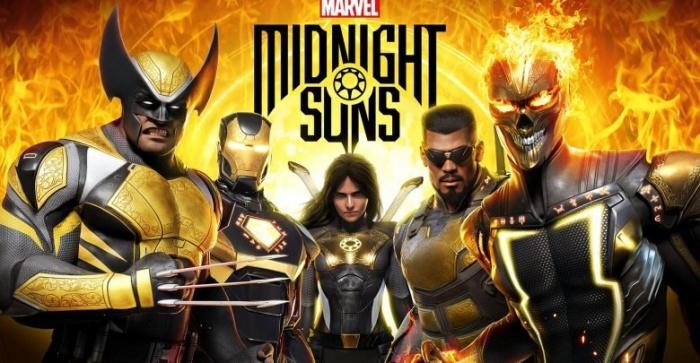 Midnight Suns Marvel