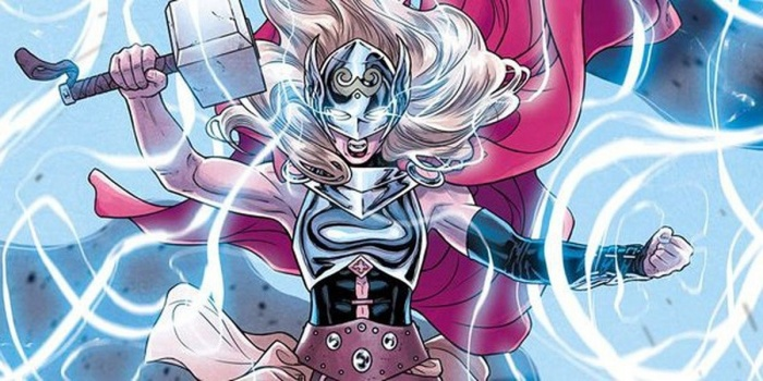 Thor Love and Thunder Natalie Portman Thor MCU Marvel