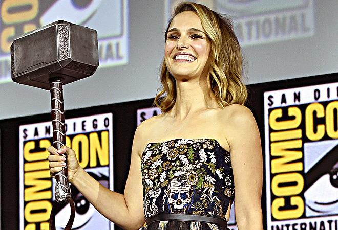 Natalie Portman Thor Marvel MCU