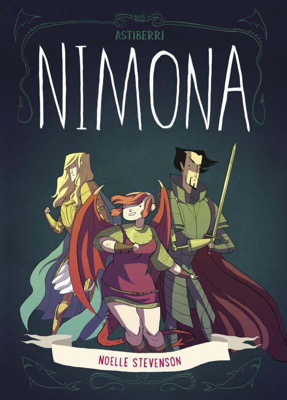 Nimona - Astiberri