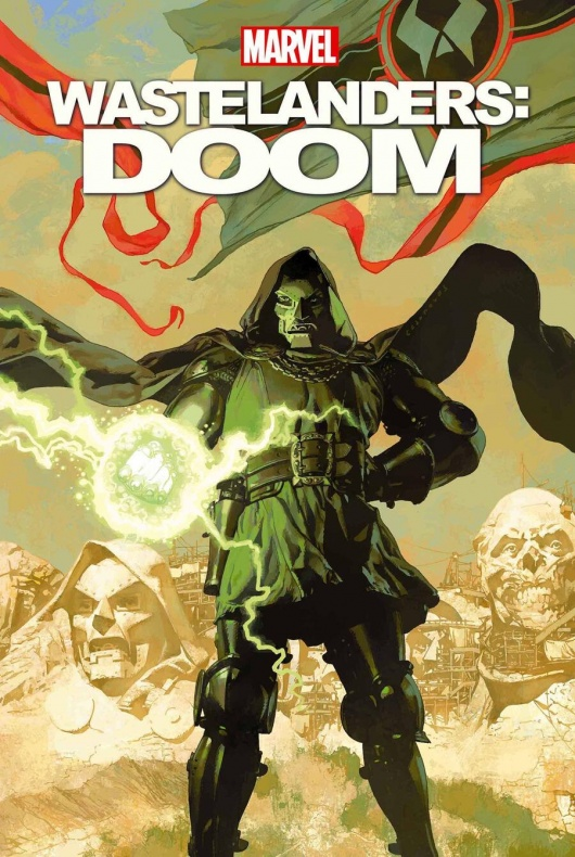 Old Man Logan Wastelanders Marvel Doctor Doom