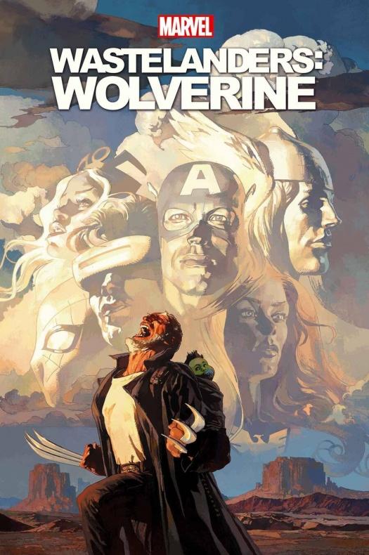 Old Man Logan Marvel Wastelanders Lobezno