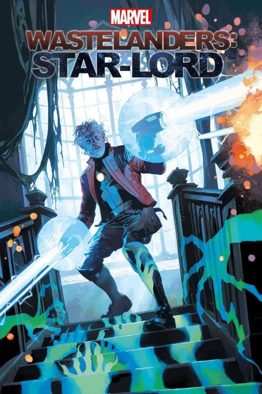 Old Man Logan Wastelanders Marvel Star-Lord