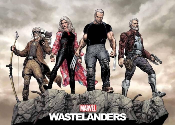 Old Man Logan Wastelanders Marvel