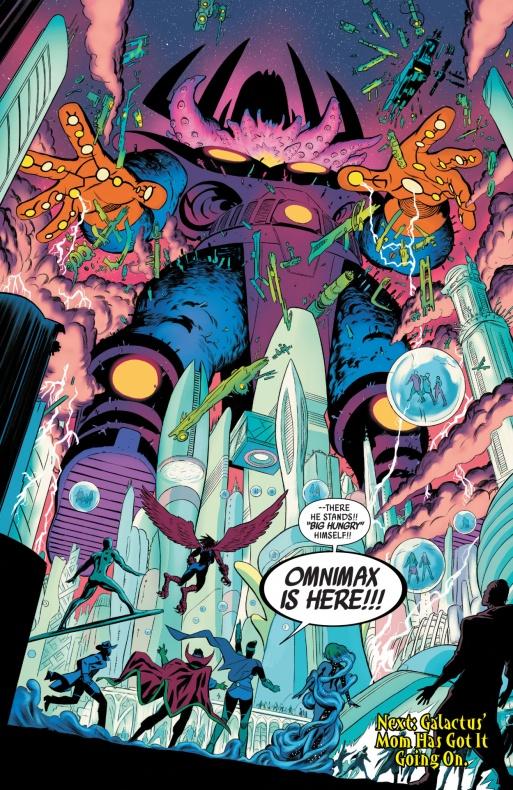 Omnimax Marvel Defenders
