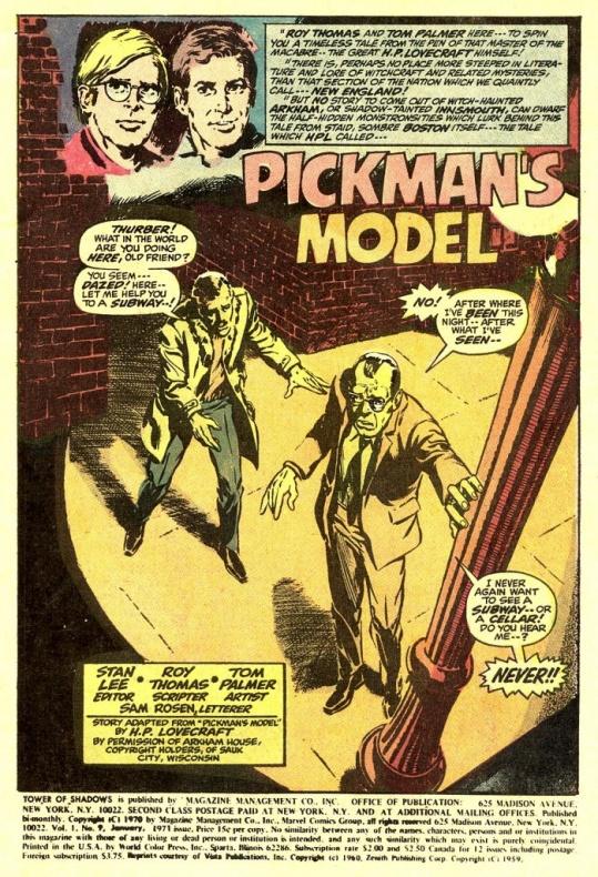 Pickmans model