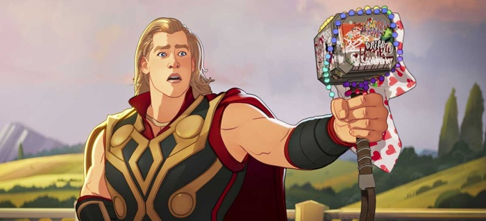 Thor Que pasaría si what if marvel