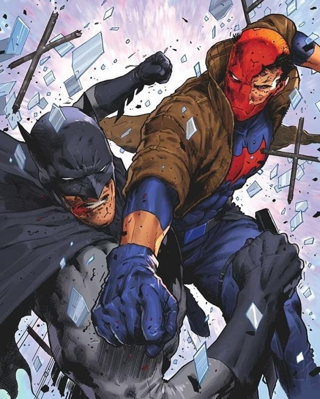 Red Hood Capucha Roja HBO Max DC Warner Bros