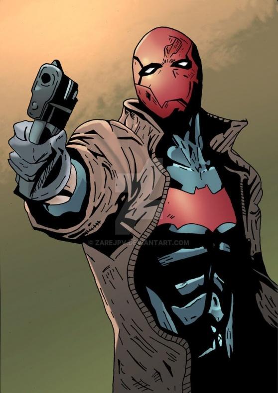 Red Hood Warner Bros HBO Max Capucha roja