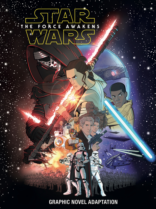 STAR WARS IDW Disney