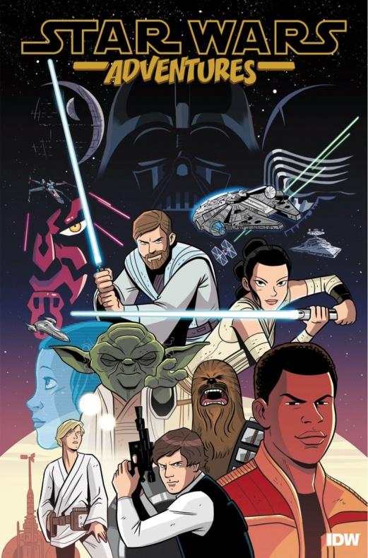 Star Wars Adventures IDW