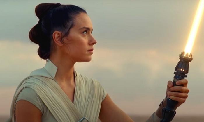 Star Wars Disney Rey