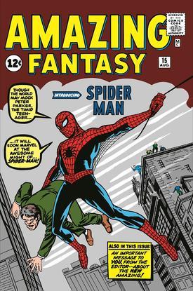 Steve Ditko spider man Doctor Extrano Marvel 1
