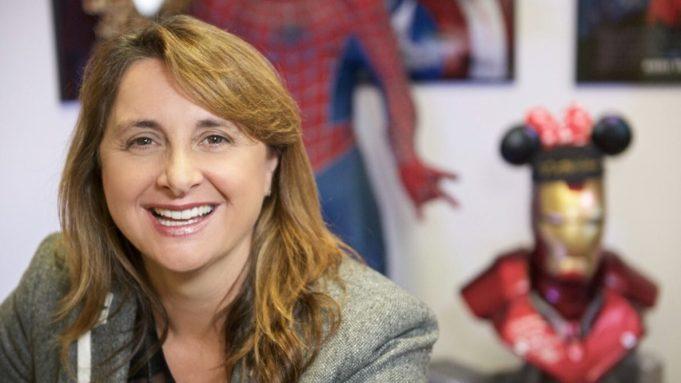 Victoria Alonso Marvel Studios