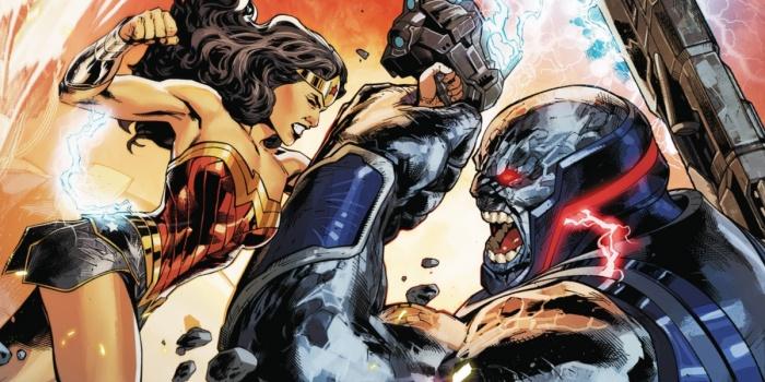 Wonder Woman - Darkseid