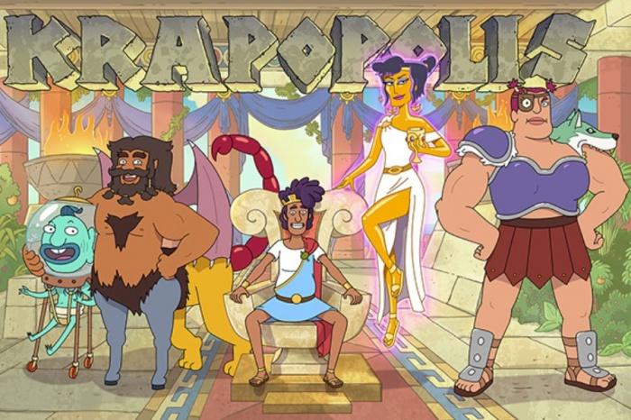 Krapopolis - Dan Harmon