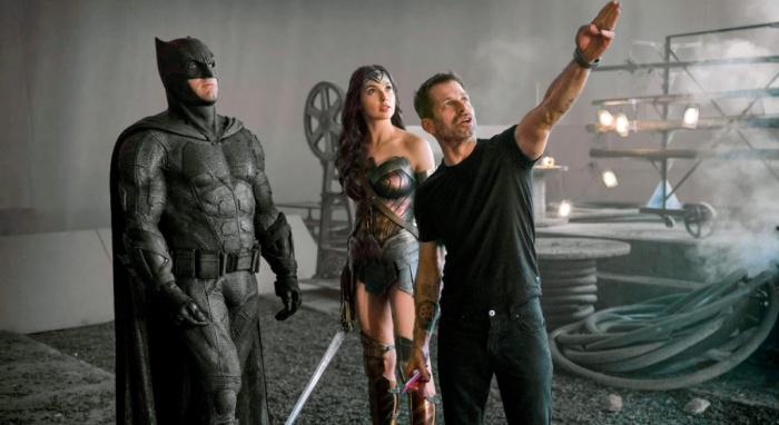 Zack Snyder Justice League DC DC Fandome Warner Bros