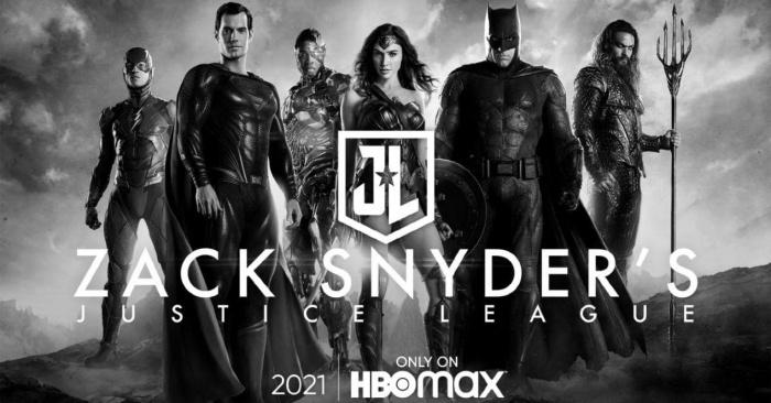 Zack Snyder Justice League DC Warner Bros DC Fandome SnyderVerse