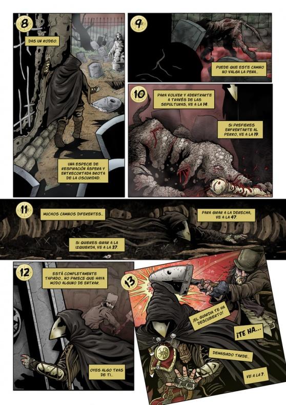 worm-gnosis-cómic-interactivo