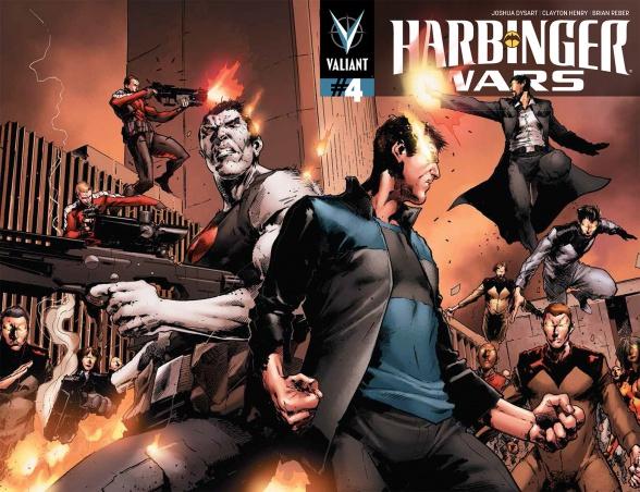 The Harbinger - Valiant