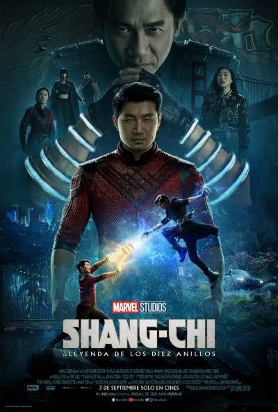 Shang-Chi - Morris
