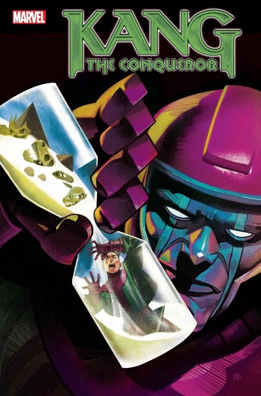 Kang - Marvel Comics