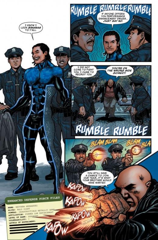 PhenomX - Image Comics