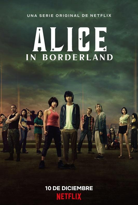 Alice in Borderland - Netflix