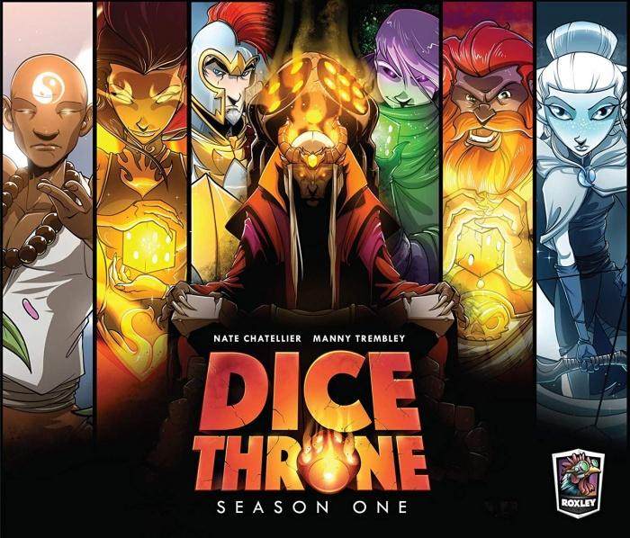 Dice Throne Marvel