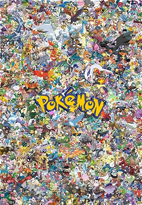 Pokémon - Universal