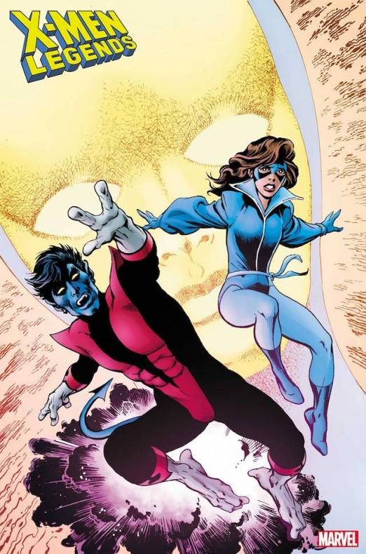 Chris Claremont X-Men Legends