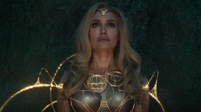 Eternals Angelina Jolie Marvel